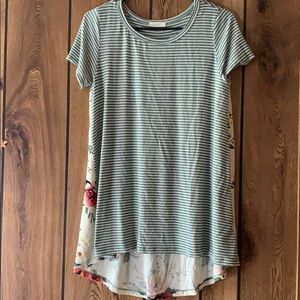 Small boutique top